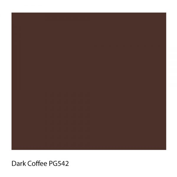 Dark Coffee PG542 Polyester Yarn Shade Colour