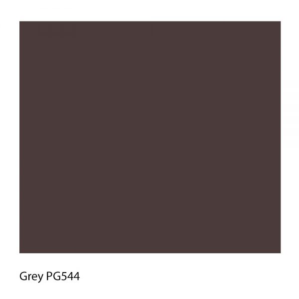 Grey PG544 Polyester Yarn Shade Colour