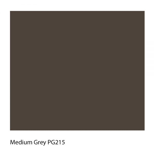 Medium Grey PG215 Polyester Yarn Shade Colour