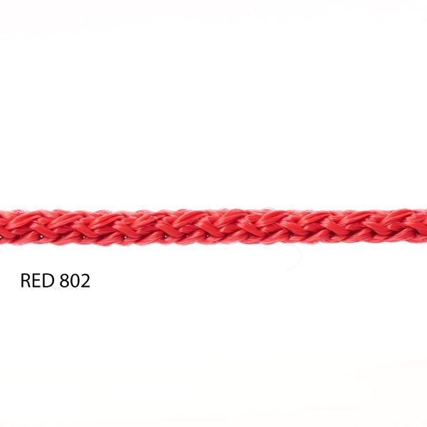 Red 802 Yarn Colour Polypropylene