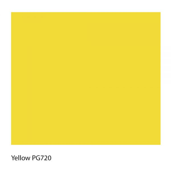 Yellow PG720 Polyester Yarn Shade Colour