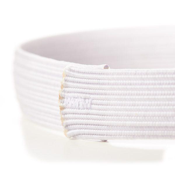 Elastic Rings Braided Flat Elastic Stitched Ring Loop