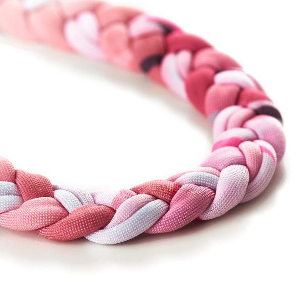 Plaiting Braided Garment Belt Strap Plaited