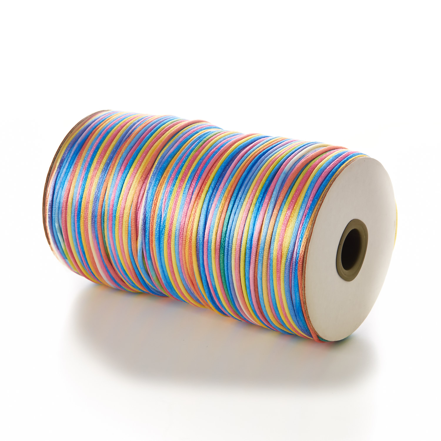 Rats Tail Rattail Silk Satin Cord String Colours