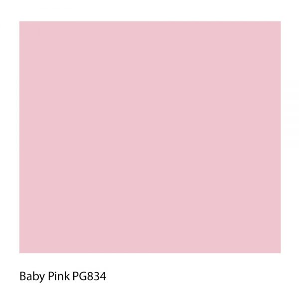 Baby Pink PG834 Polyester Yarn Shade Colour