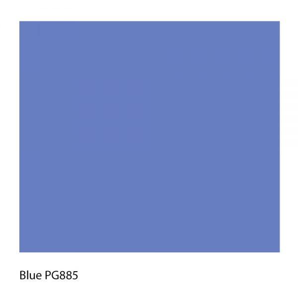 Blue PG885 Polyester Yarn Shade Colour
