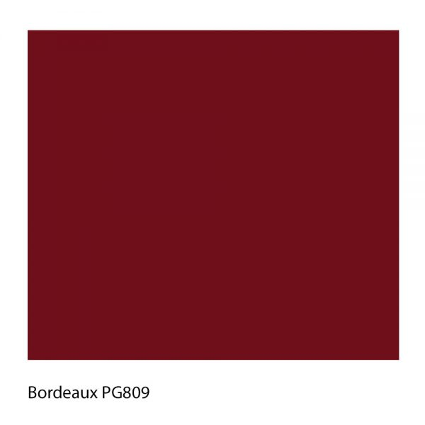 Bordeaux PG809 Polyester Yarn Shade Colour