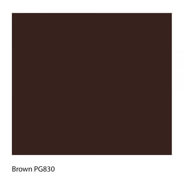 Brown PG830 Polyester Yarn Shade Colour