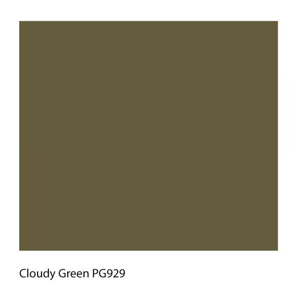 Cloudy Green PG929 Polyester Yarn Shade Colour