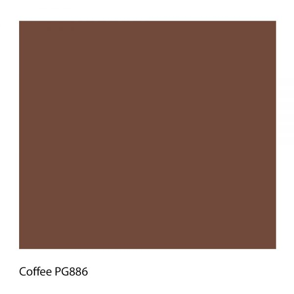 Coffee PG886 Polyester Yarn Shade Colour