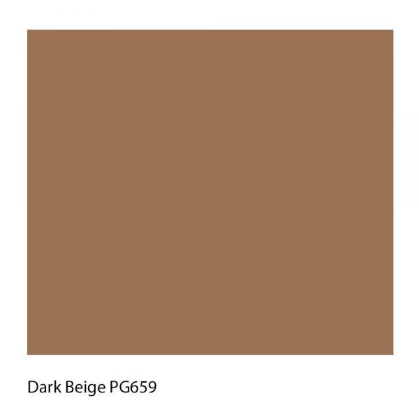 Dark Beige PG659 Polyester Yarn Shade Colour