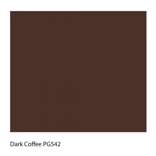 Dark Coffee PG542 Polyester Yarn Shade Colour