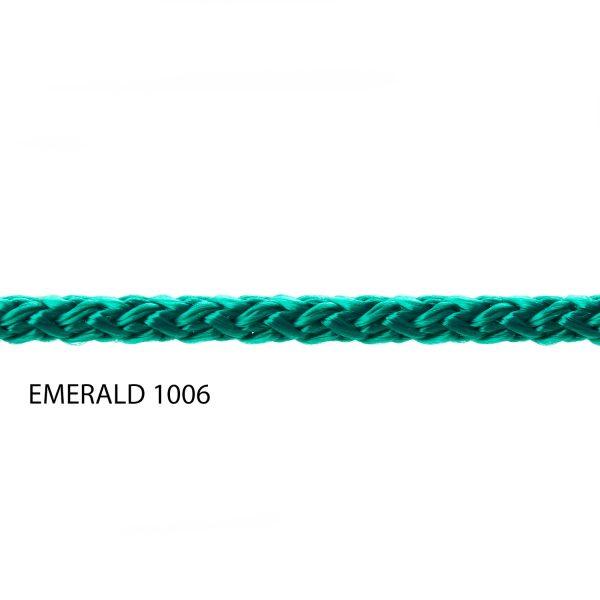 Emerald 1006 Yarn Colour Polypropylene Green