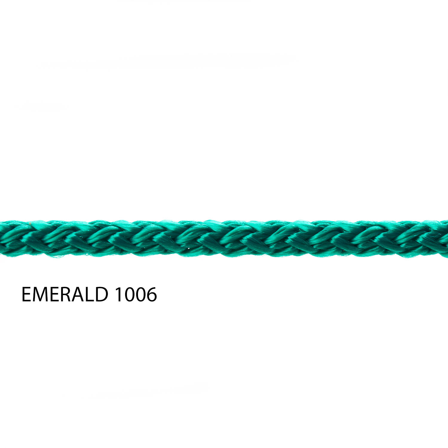 Emerald 1006 Yarn Colour Polypropylene Green