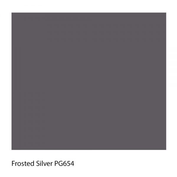 Frosted Silver PG654 Polyester Yarn Shade Colour