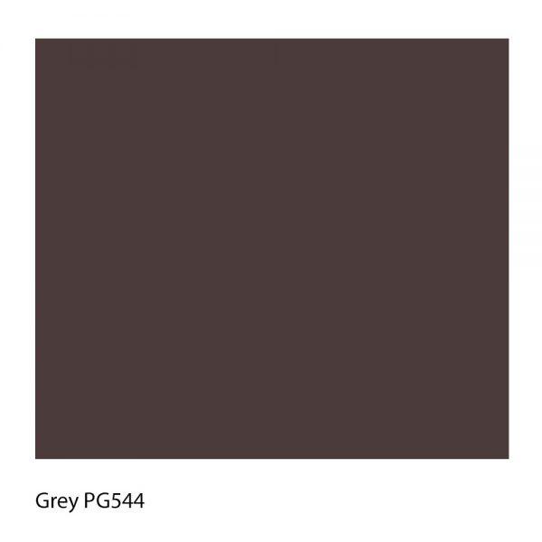 Grey PG544 Polyester Yarn Shade Colour