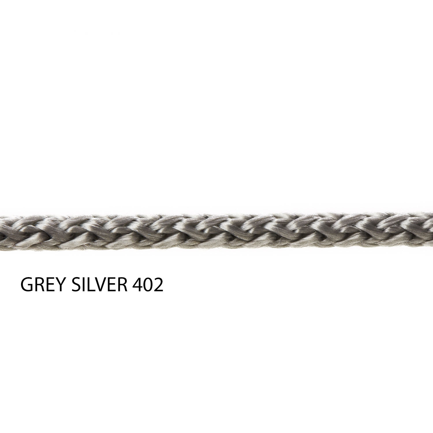 Grey Silver 402 Yarn Colour Polypropylene