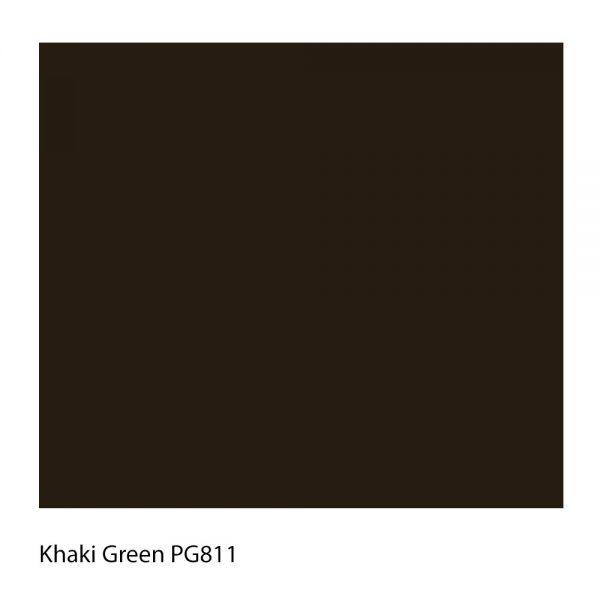Khaki Green Olive PG811 Polyester Yarn Shade Colour