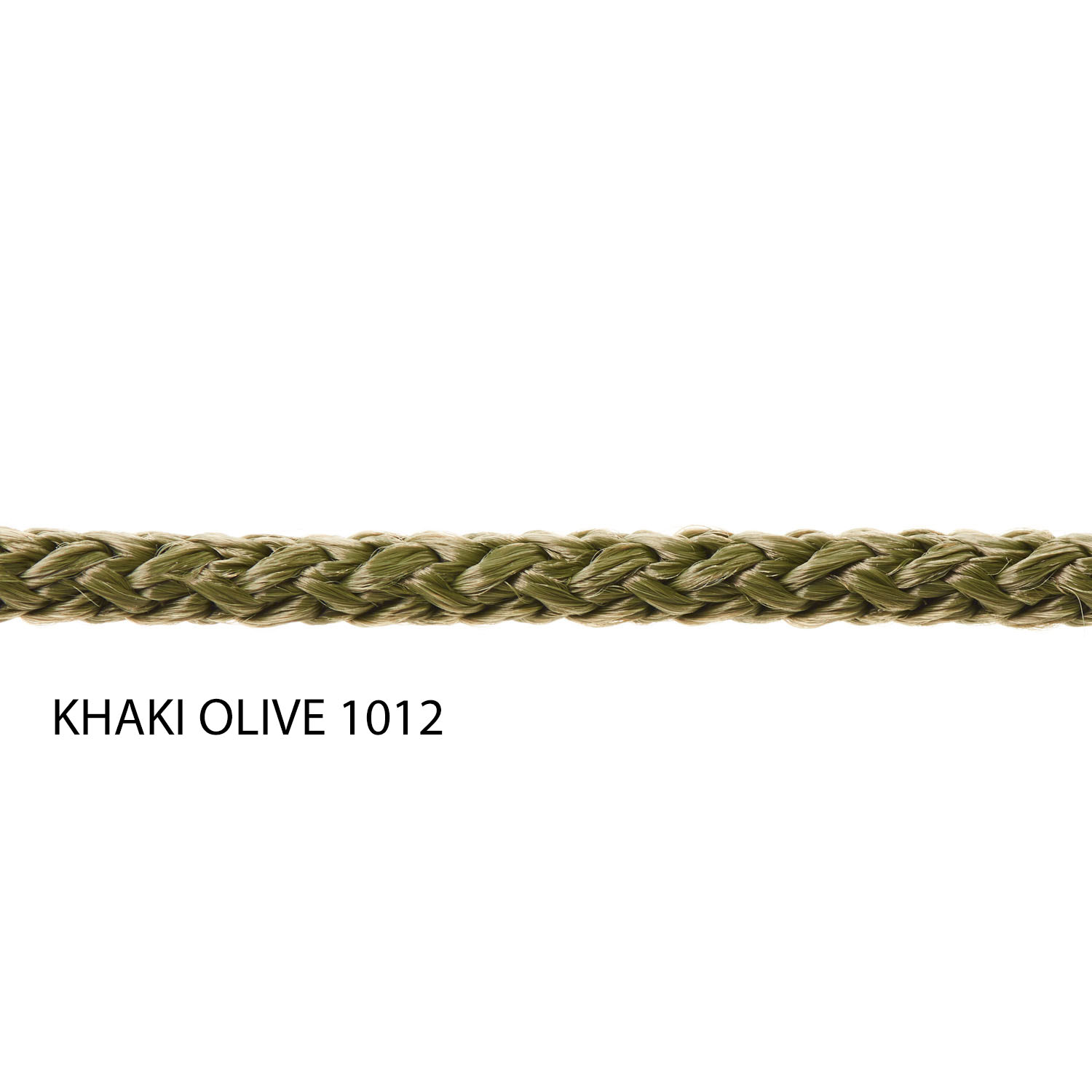 Khaki Olive 1012 Yarn Colour Polypropylene