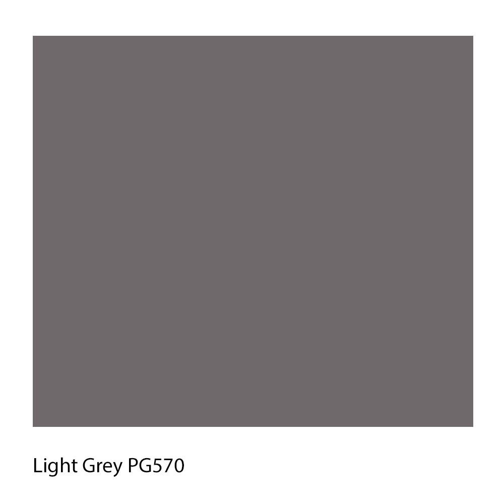 Light Grey PG570 Polyester Yarn Shade Colour