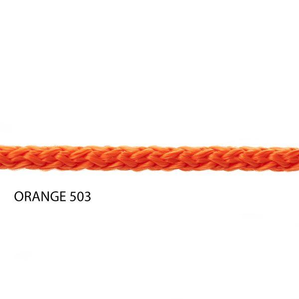 Orange 503 Yarn Colour Polypropylene