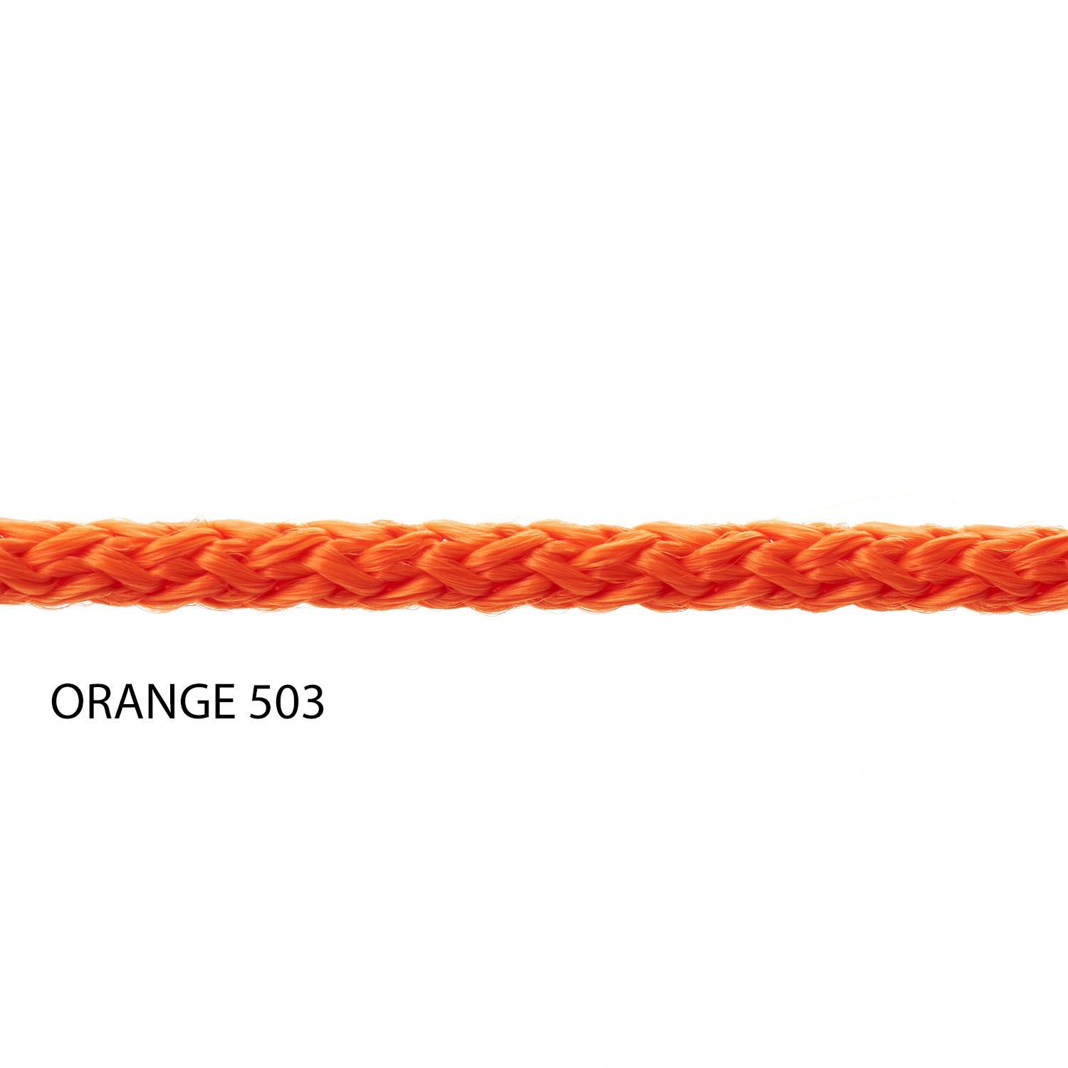 Orange 503 Yarn Colour Polypropylene