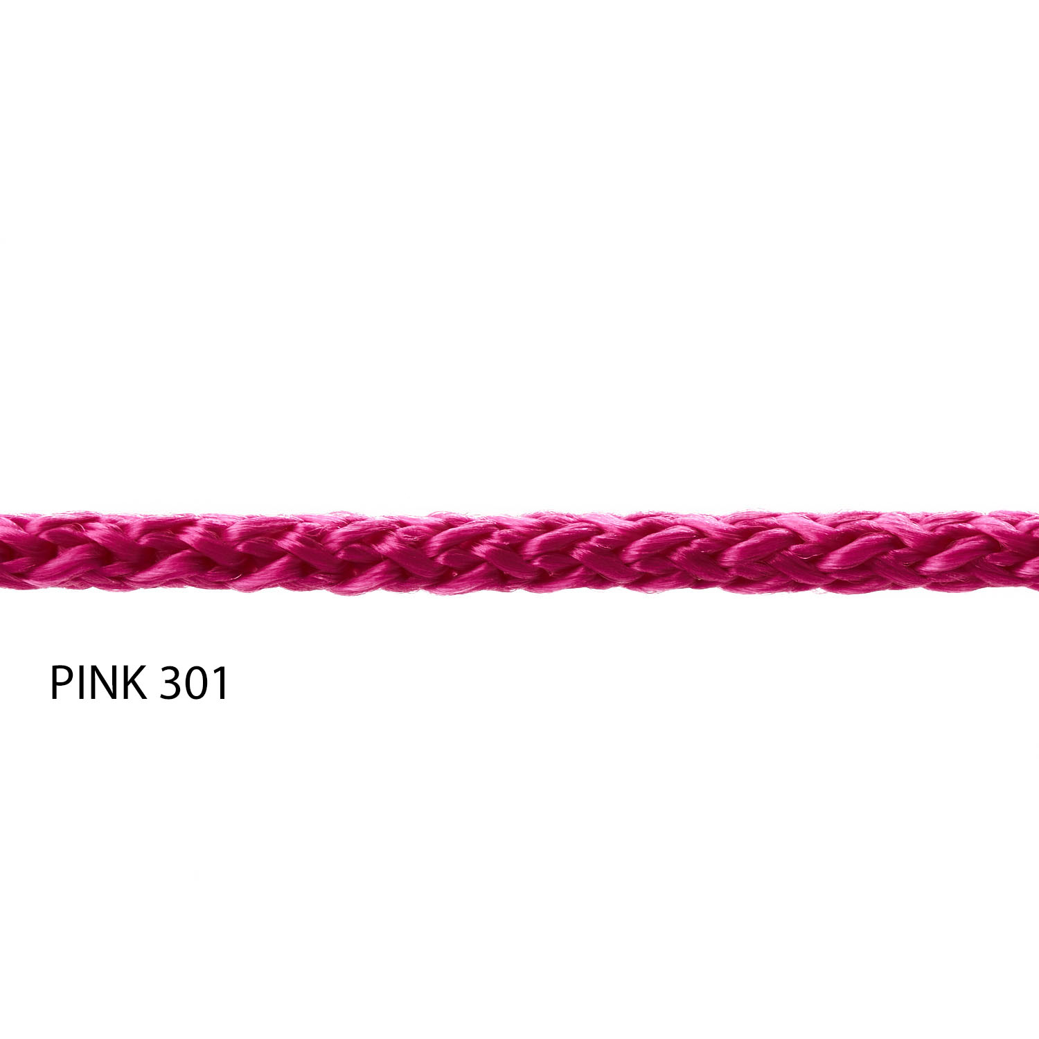 Fucsia Pink 305 Yarn Colour Polypropylene