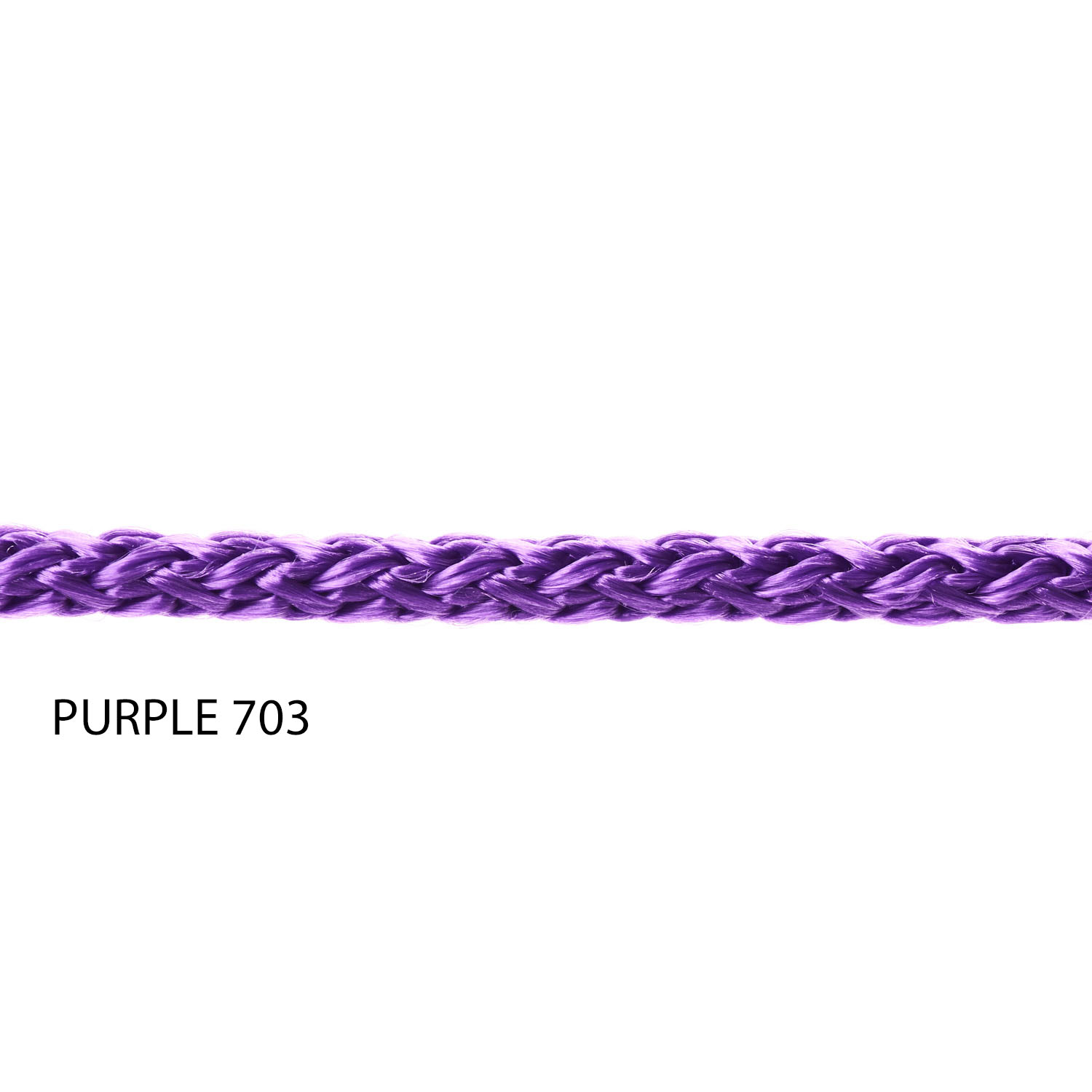Purple 703 Yarn Colour Polypropylene