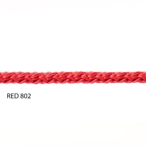 Red 802 Yarn Colour Polypropylene