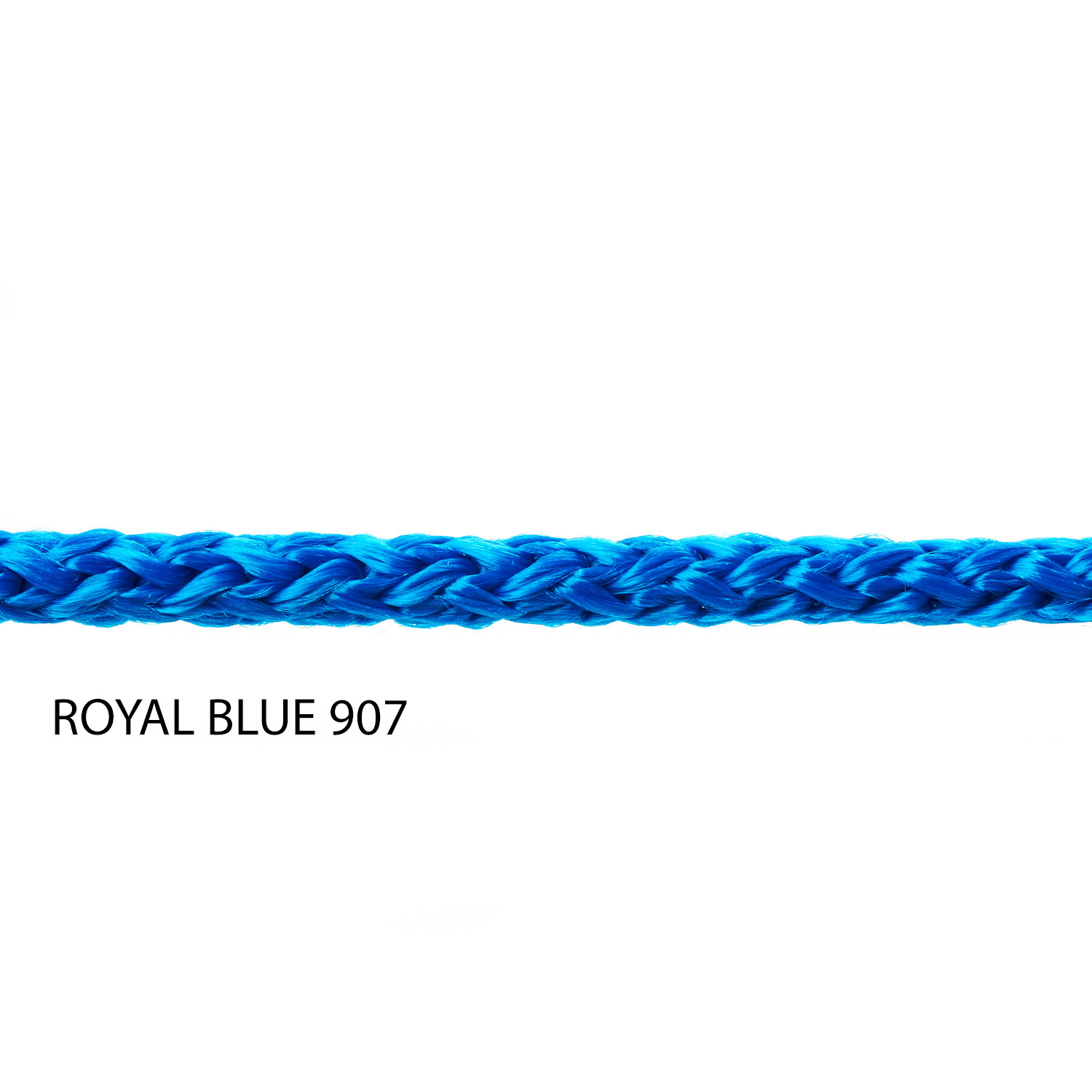 Royal Blue 907 Yarn Colour Polypropylene