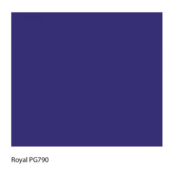Royal PG656 Polyester Yarn Shade Colour Blue