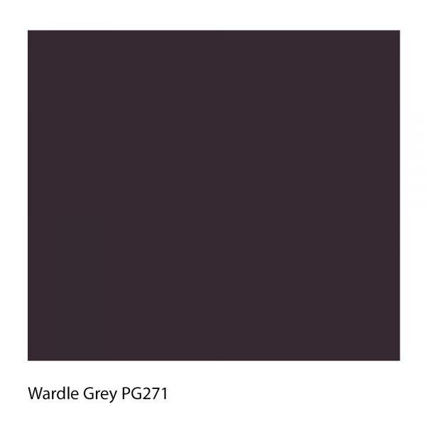 Wardle Grey PG271 Polyester Yarn Shade Colour