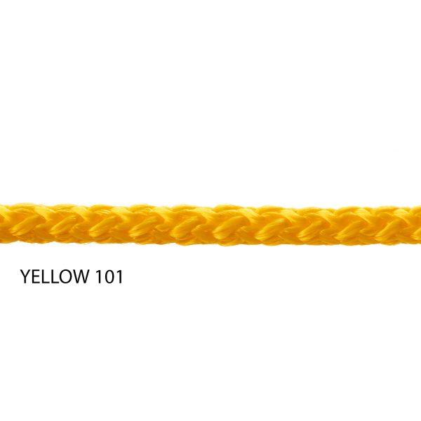 Yellow 101 Yarn Colour Polypropylene