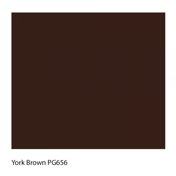York Brown PG656 Polyester Yarn Shade Colour