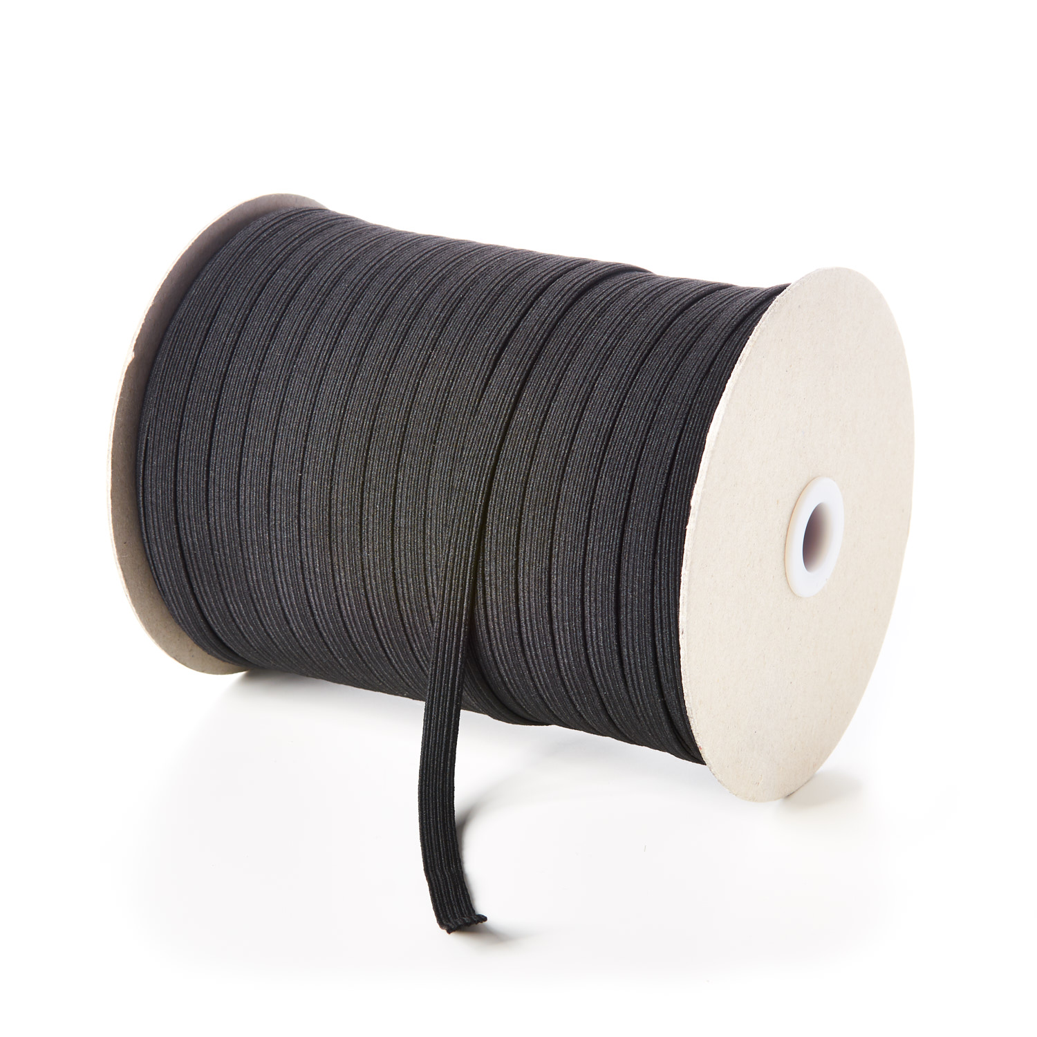 8mm 10 Cord Flat Elastic Braided Trimmings Crafts Sewing