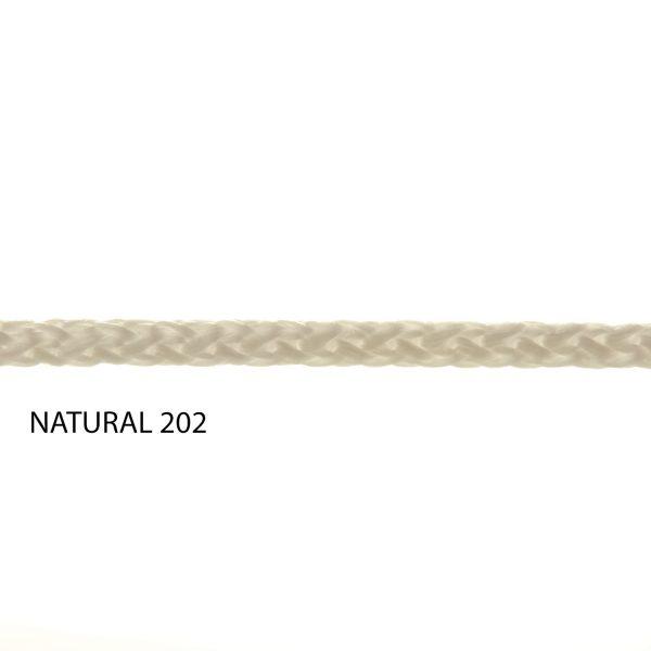 Natural 202 Yarn Colour Polypropylene White
