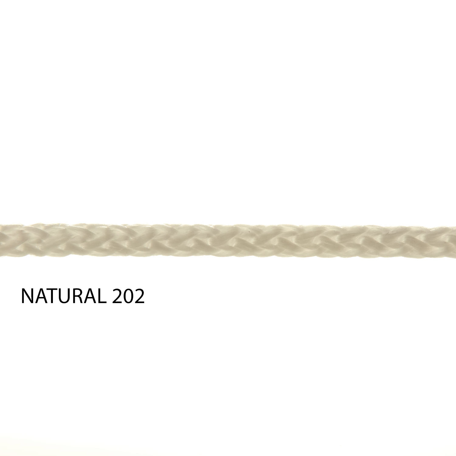 Natural 202 Yarn Colour Polypropylene White