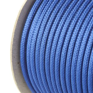 Polyester Round Cord Braid Drawstring Shoelace String