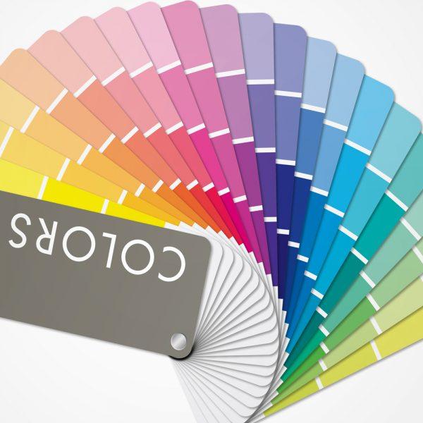 Polypropylene Shade Card Yarn Colours